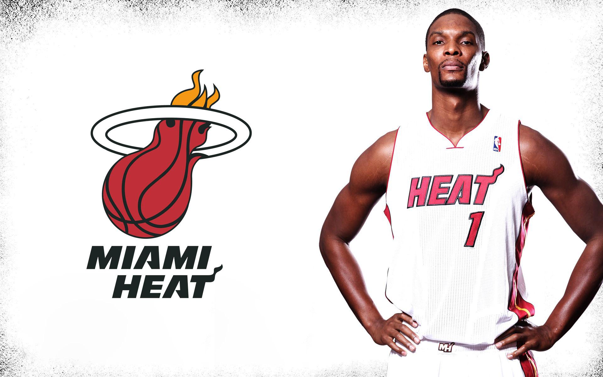 Chris Bosh 2014 Miami Heat Wallpaper Wide or HD Male Celebrities 1920x1200