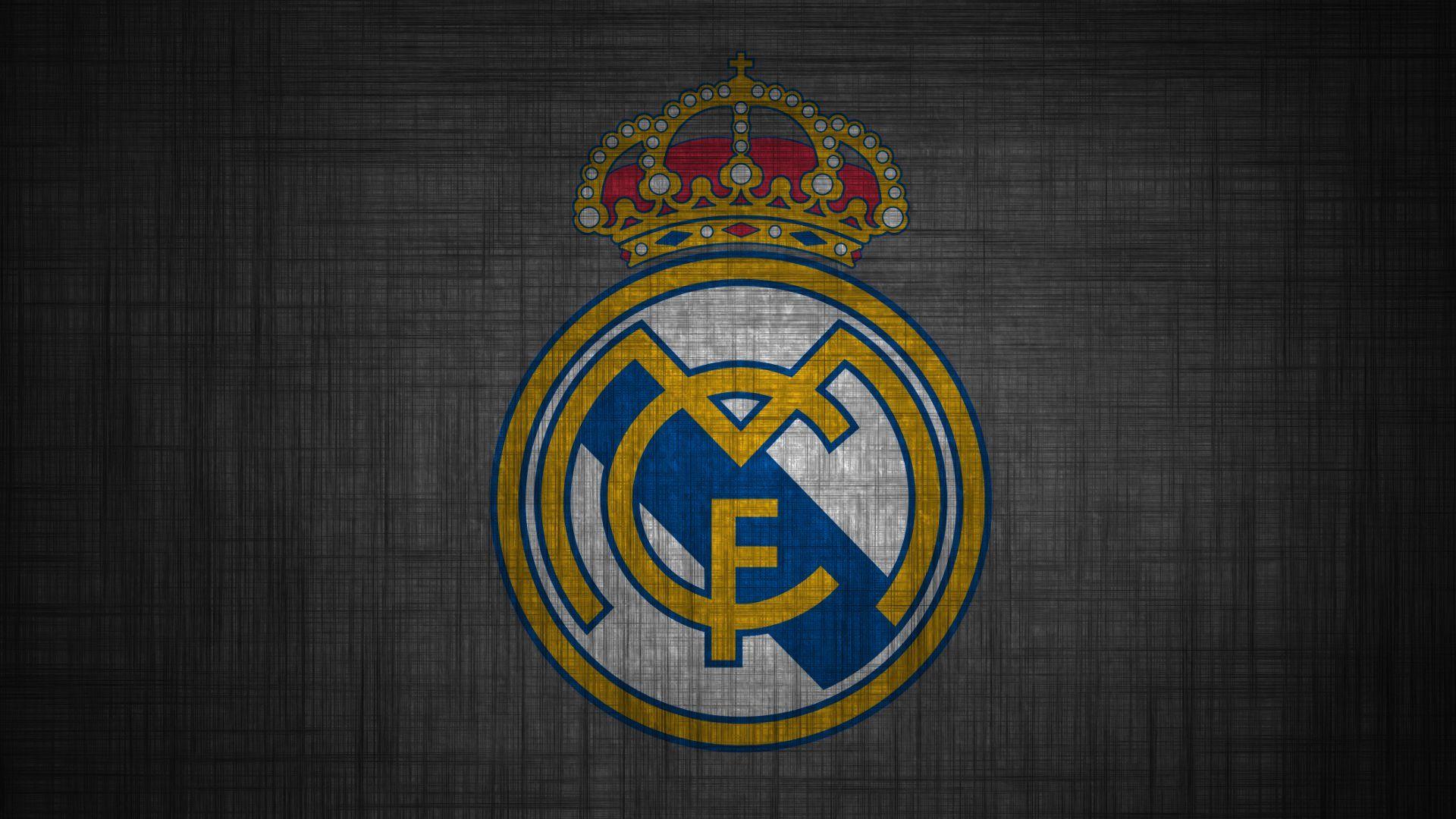 28 Real Madrid Logo Wallpaper 2017 On Wallpapersafari