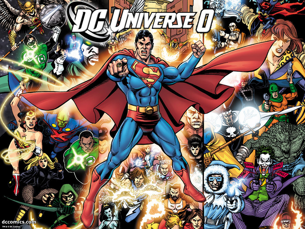 DC Comics Wallpapers DC Comics Wallpaper Poster Desktop Wallpaper 1024x768