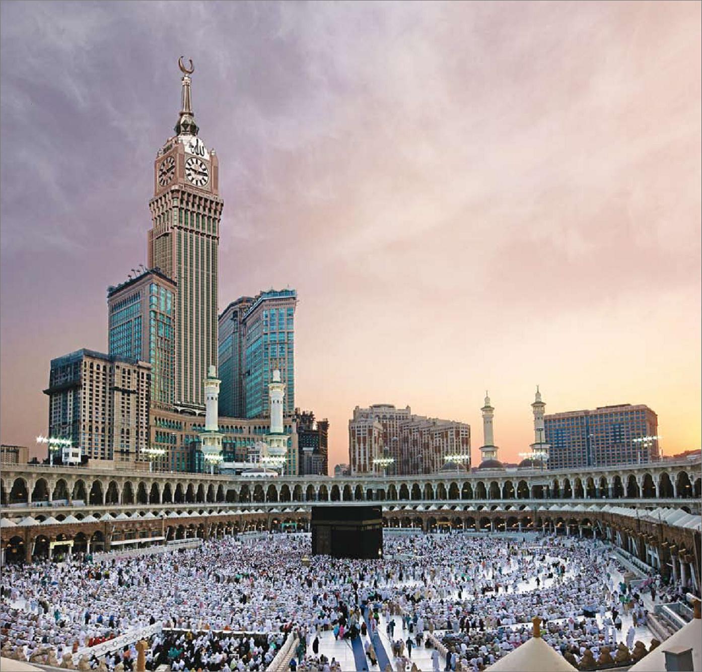 Makkah Wallpapers 1394x1334
