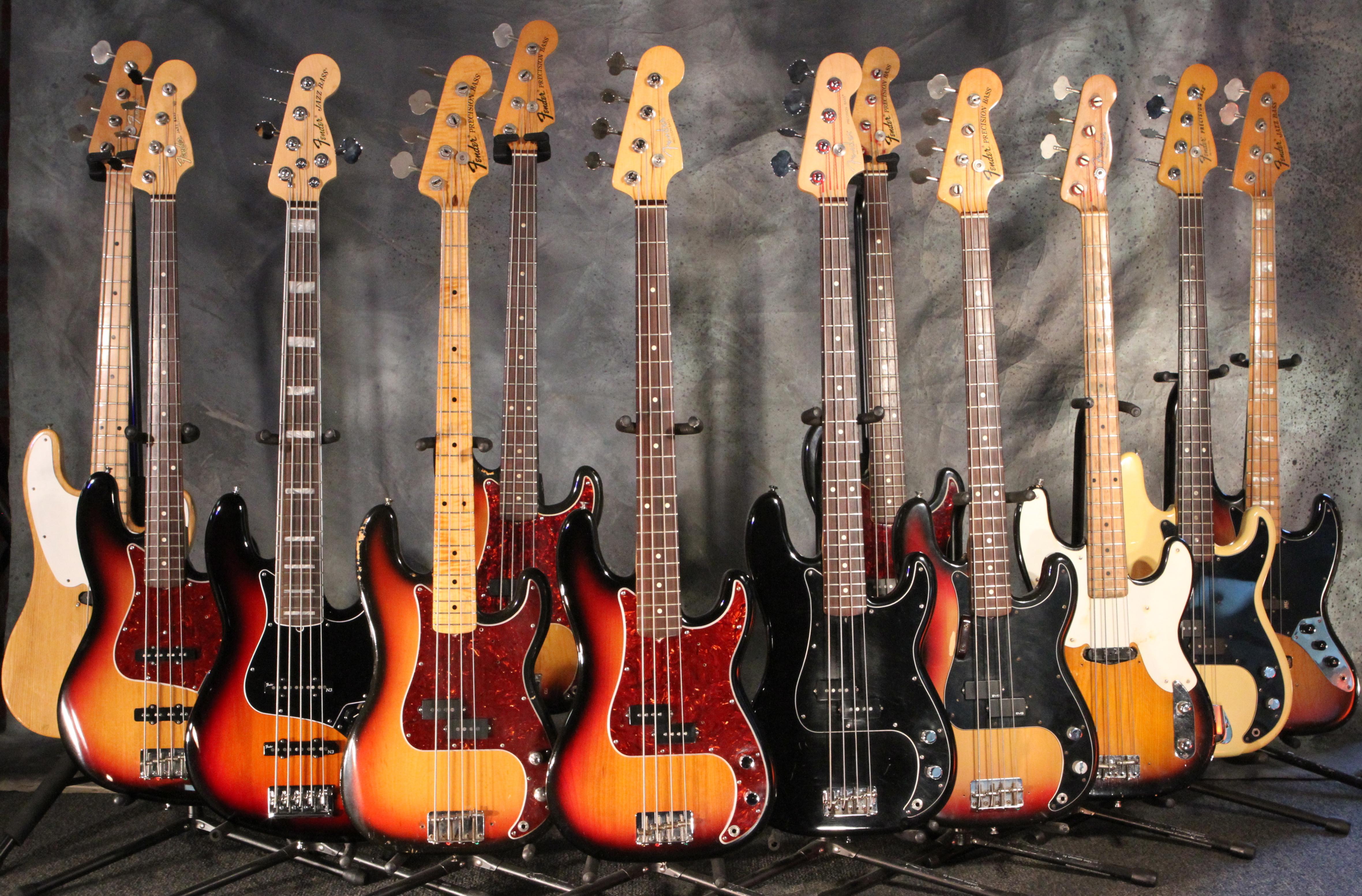 Bass Guitar Rentals in Massachusetts   Bergsten Music 4721x3107