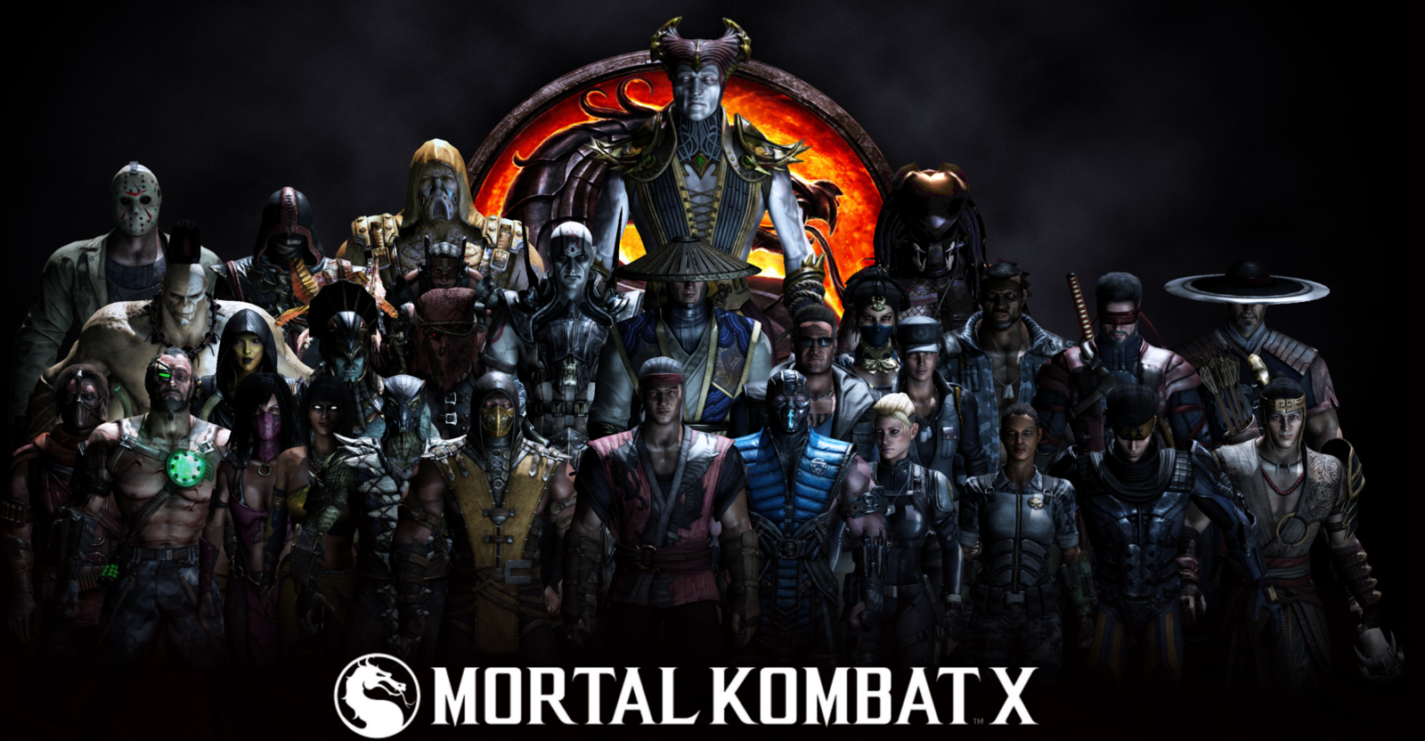 Free Download Mortal Kombat X Wallpaper By Arkhamnatic 1600x832