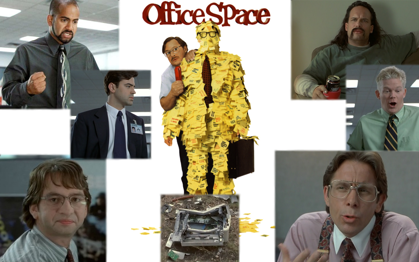 Download Office Space Wallpaper