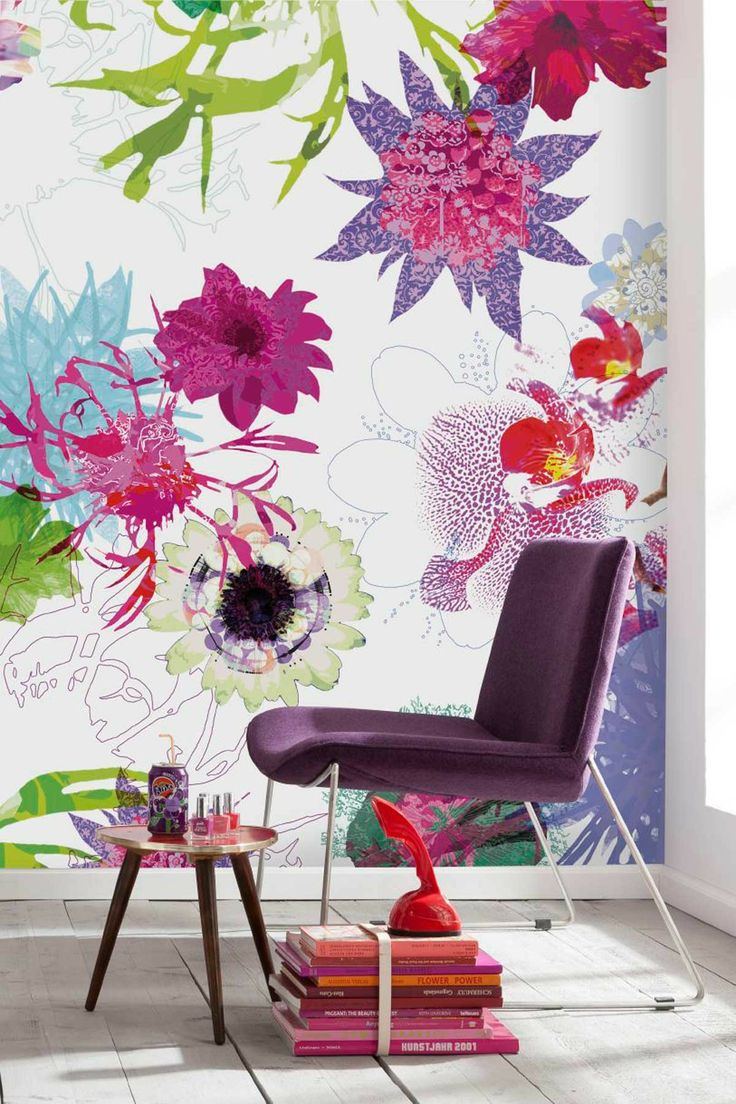 Most Colorful Home Wallpapers Decoration Home Goods Jewelry Design 736x1104