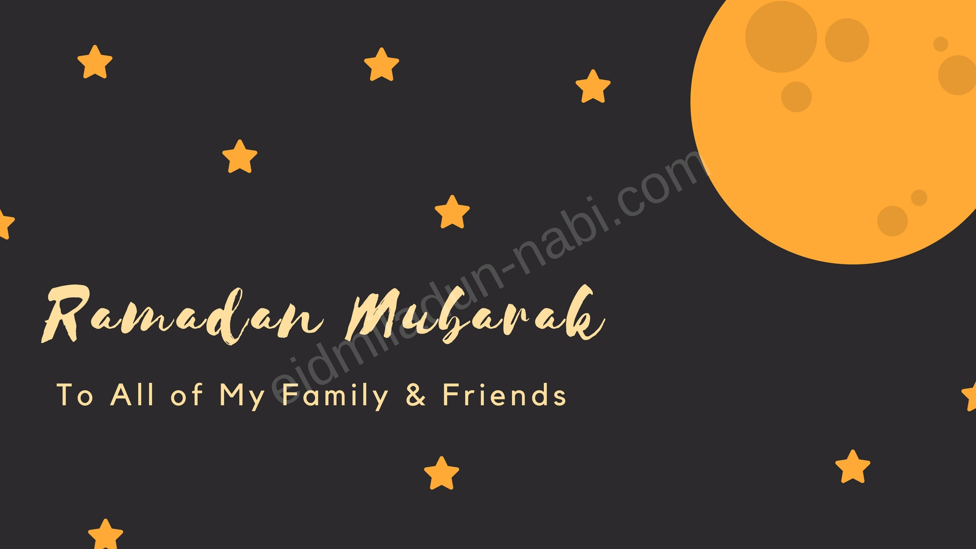 Happy Ramadan Wishes in Advance Greetings Sms Messages 2019 1920x1080