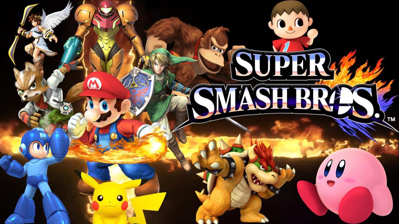 Smash Bros Wallpaper Reddit - WallpaperSafari