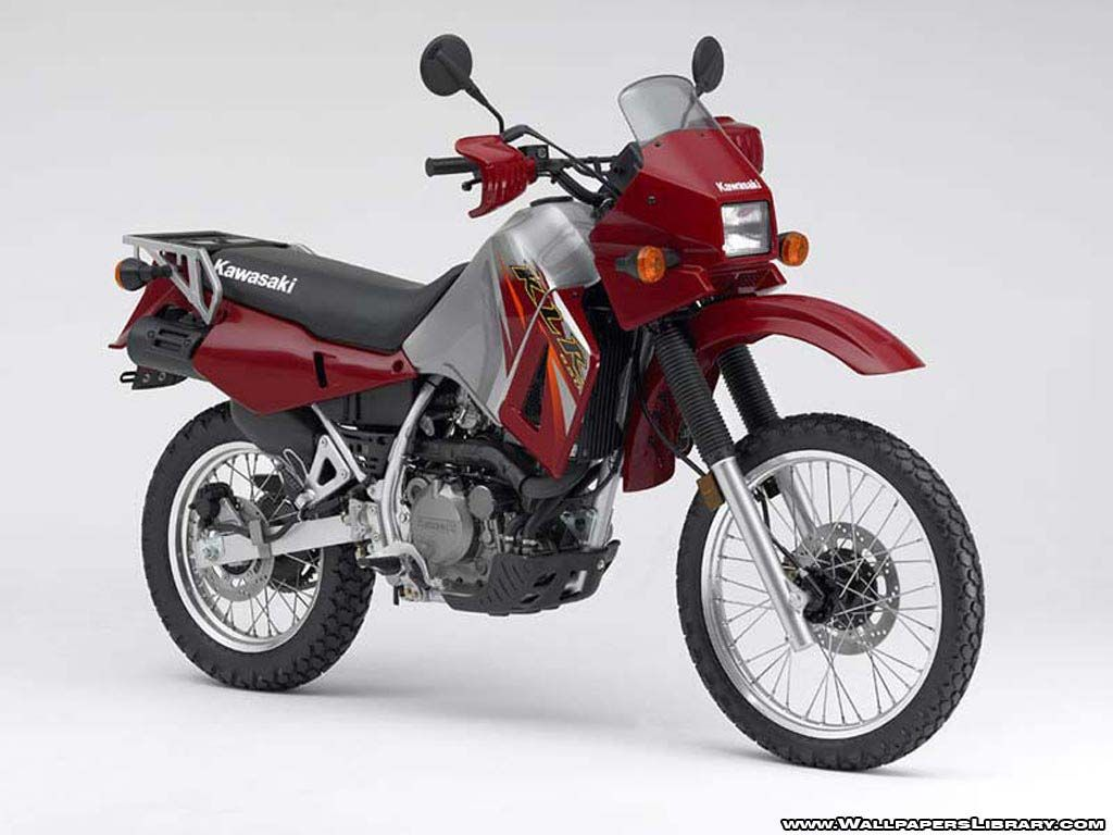 Kawasaki KLR 650 Wallpaper Motorcycle Klr 650 Kawasaki 1024x768