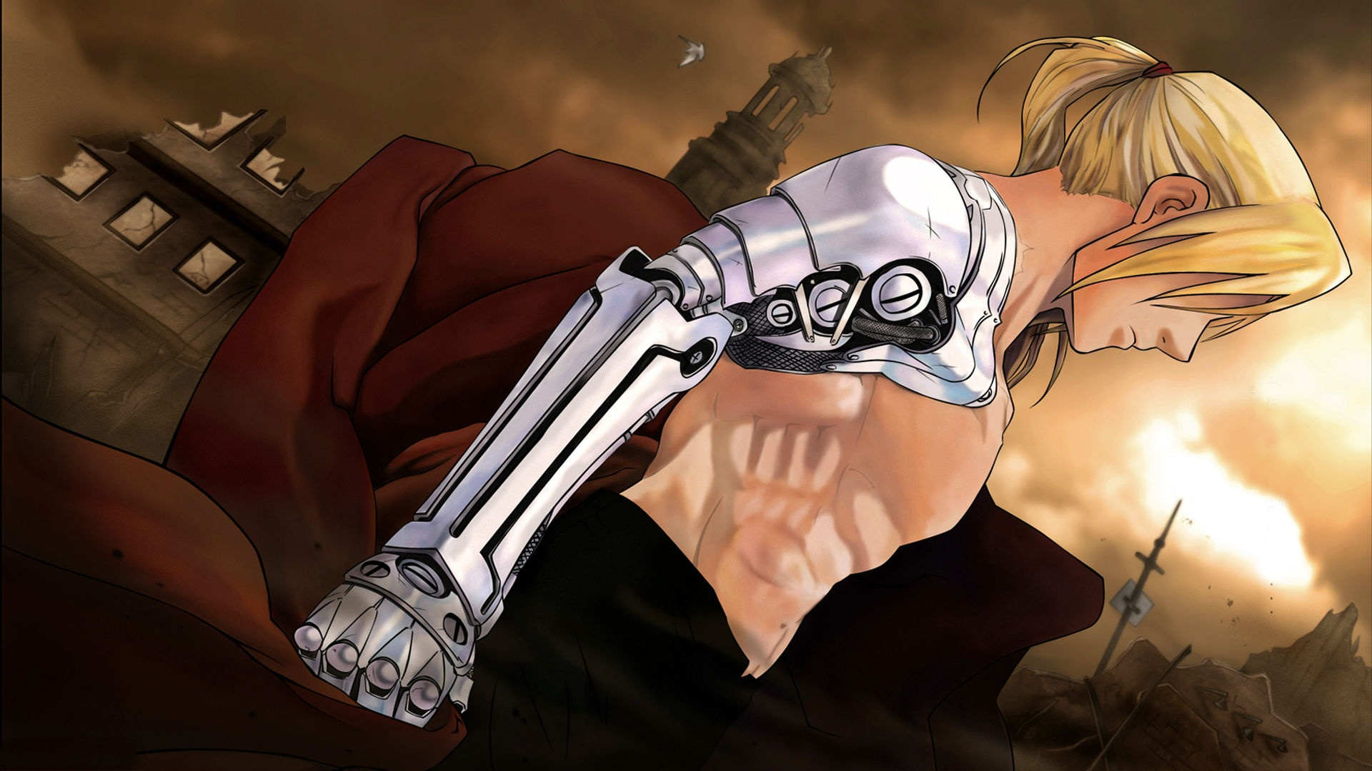 Fullmetal Alchemist Brotherhood Wallpapers   1920x1080   395588 1920x1080