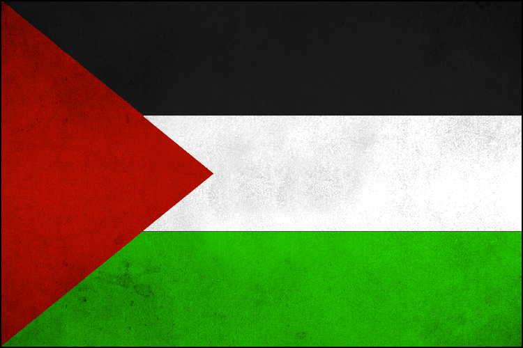 Palestinian Flag Wallpaper The flag of palestine by al 750x500