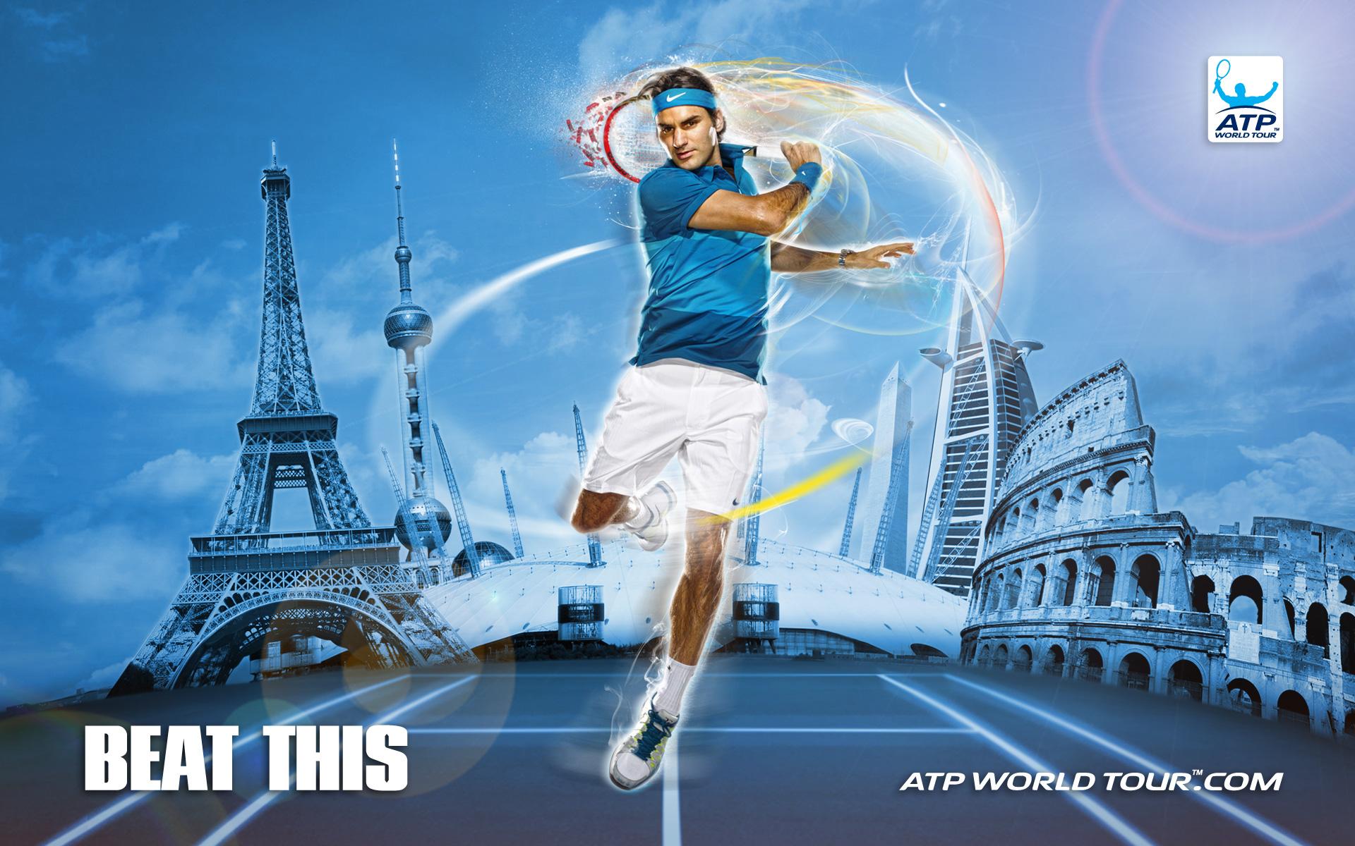 Wallpaper Federer 2013 wwwhoyteniscom 1920x1200