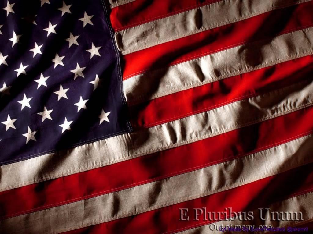 Click for larger Patriotic Desktop Wallpaper Background American Flag 1024x768