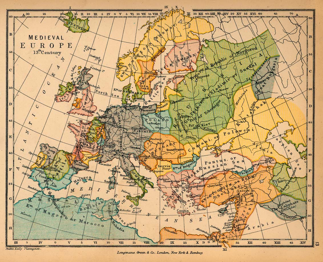 medieval europe map Wallpaper Background 21881 1132x918