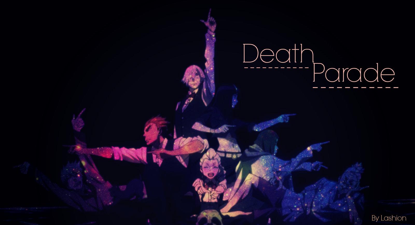 Death Parade Wallpaper 13   1600 X 868 stmednet 1600x868