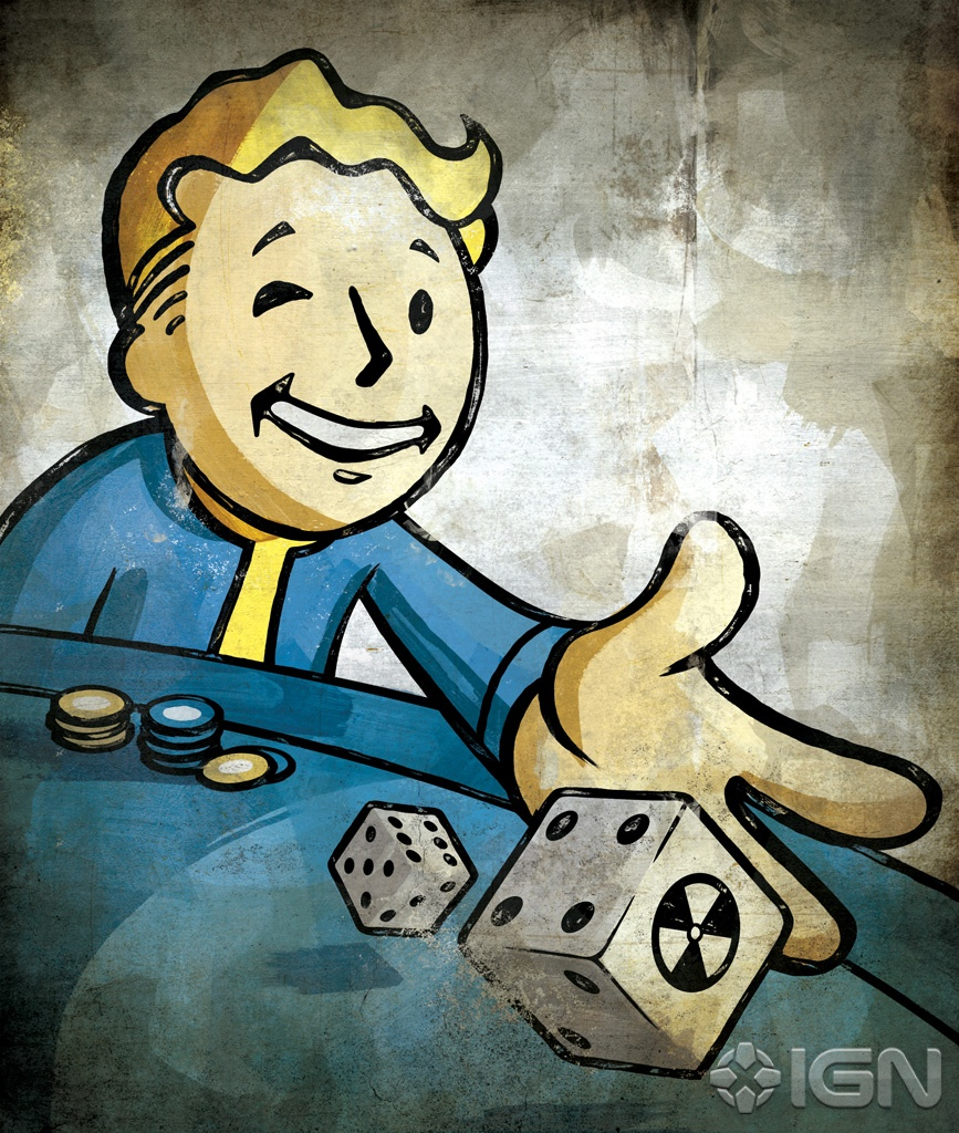 Fallout 4 Wallpaper Hd: Fallout 4 Vault Tec Wallpaper
