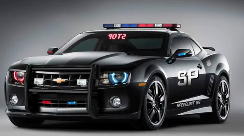 Auto Cars Wallpapers camaro Police Wallpaper 804x451