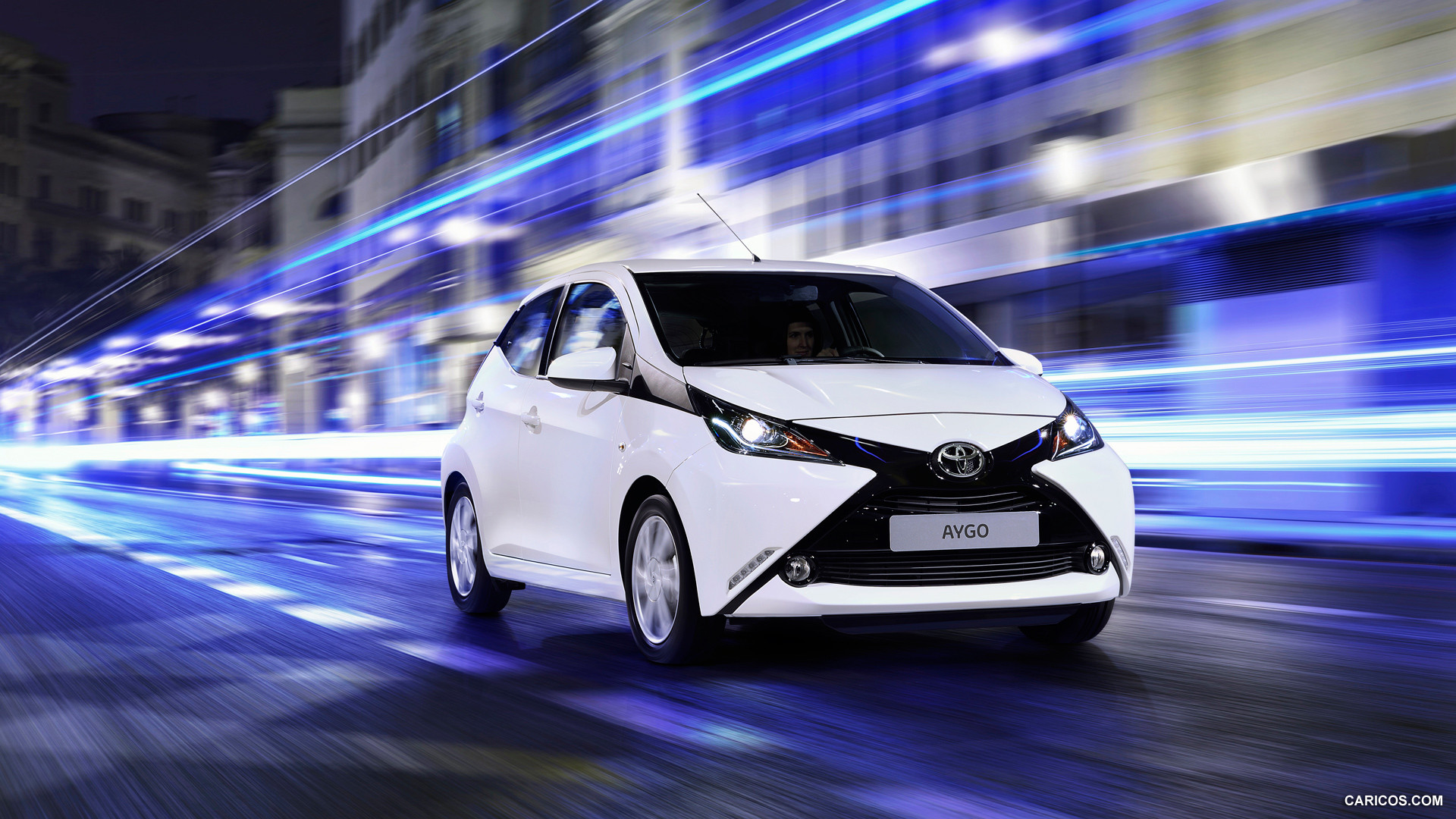 2015 Toyota AYGO   Front HD Wallpaper 2 1920x1080