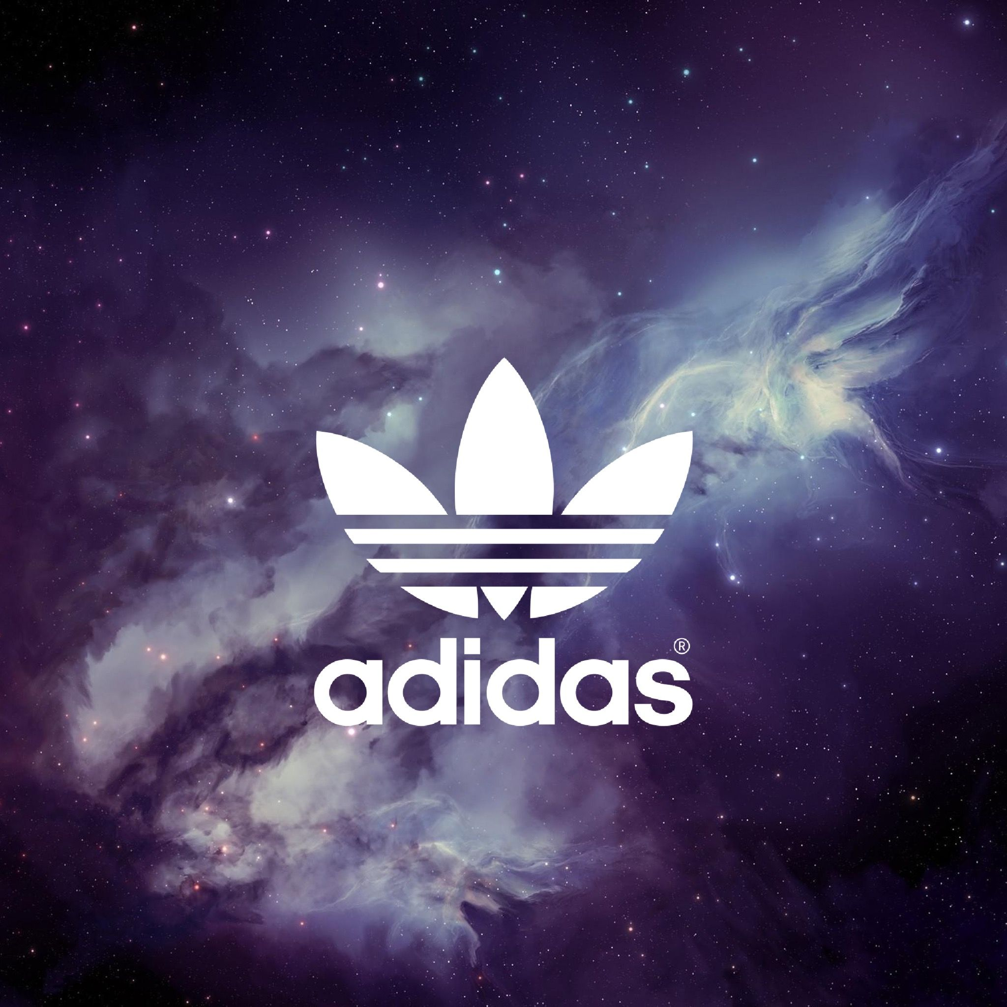 Adidas Galaxy Wallpapers   Top Adidas Galaxy Backgrounds 2048x2048