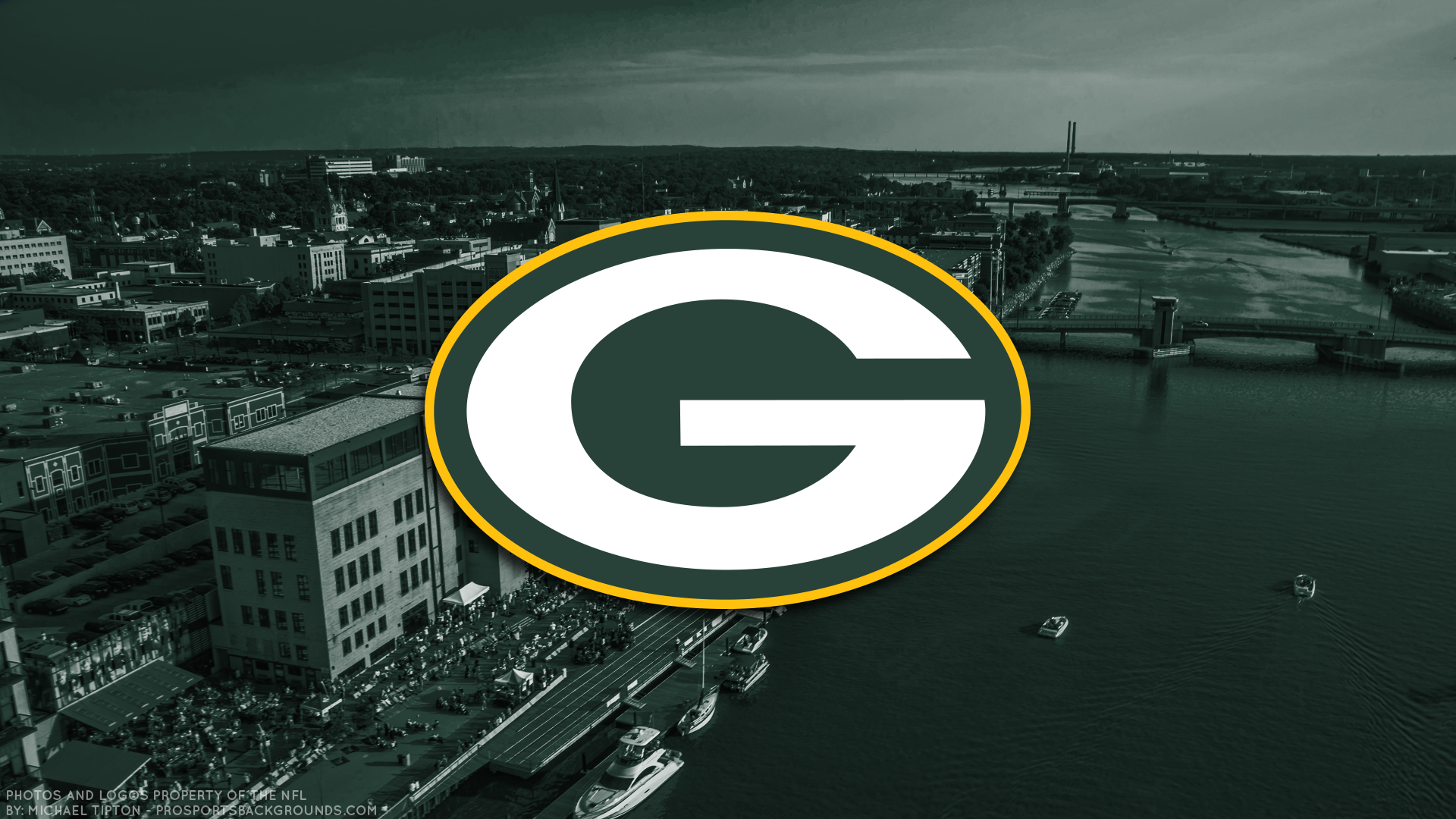 2017 Green Bay Packers Wallpapers   PC iPhone Android 1920x1080