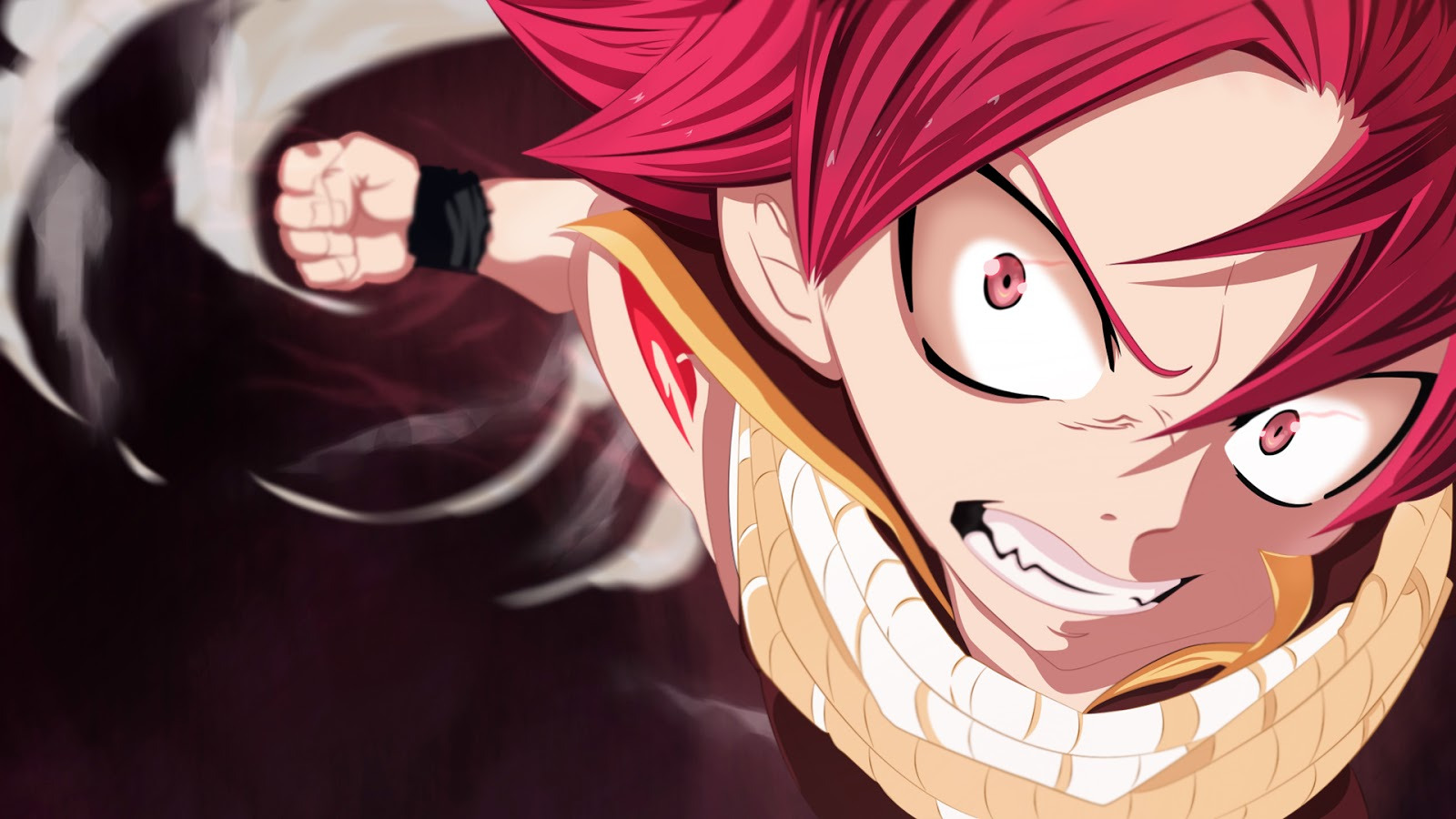 natsu dragneel anime fairy tail hd wallpaper image picture 1920x1080 1600x900