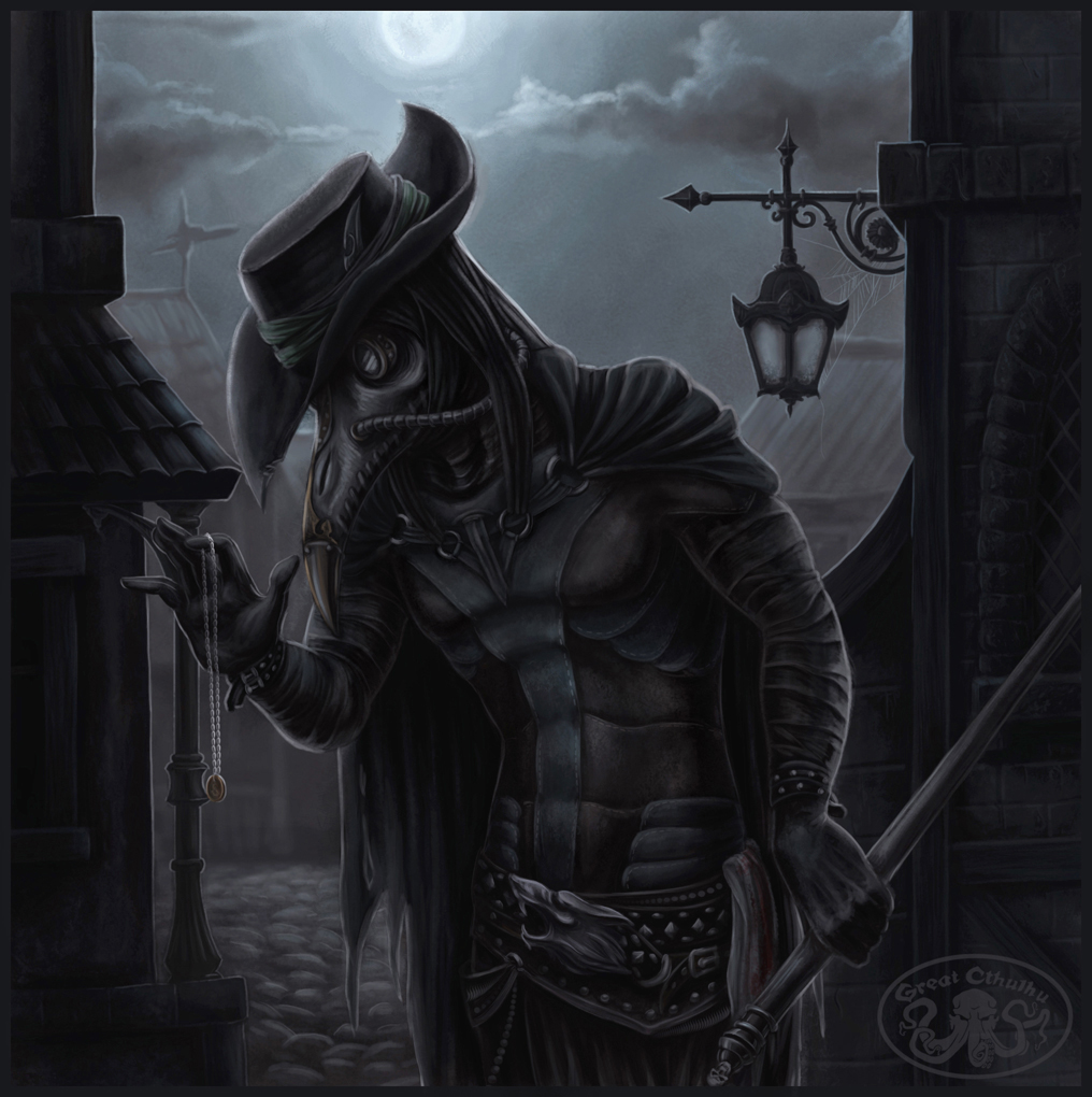 Image   Steampunk plague doctor by cthulhu great d61hv9y 1016x1020