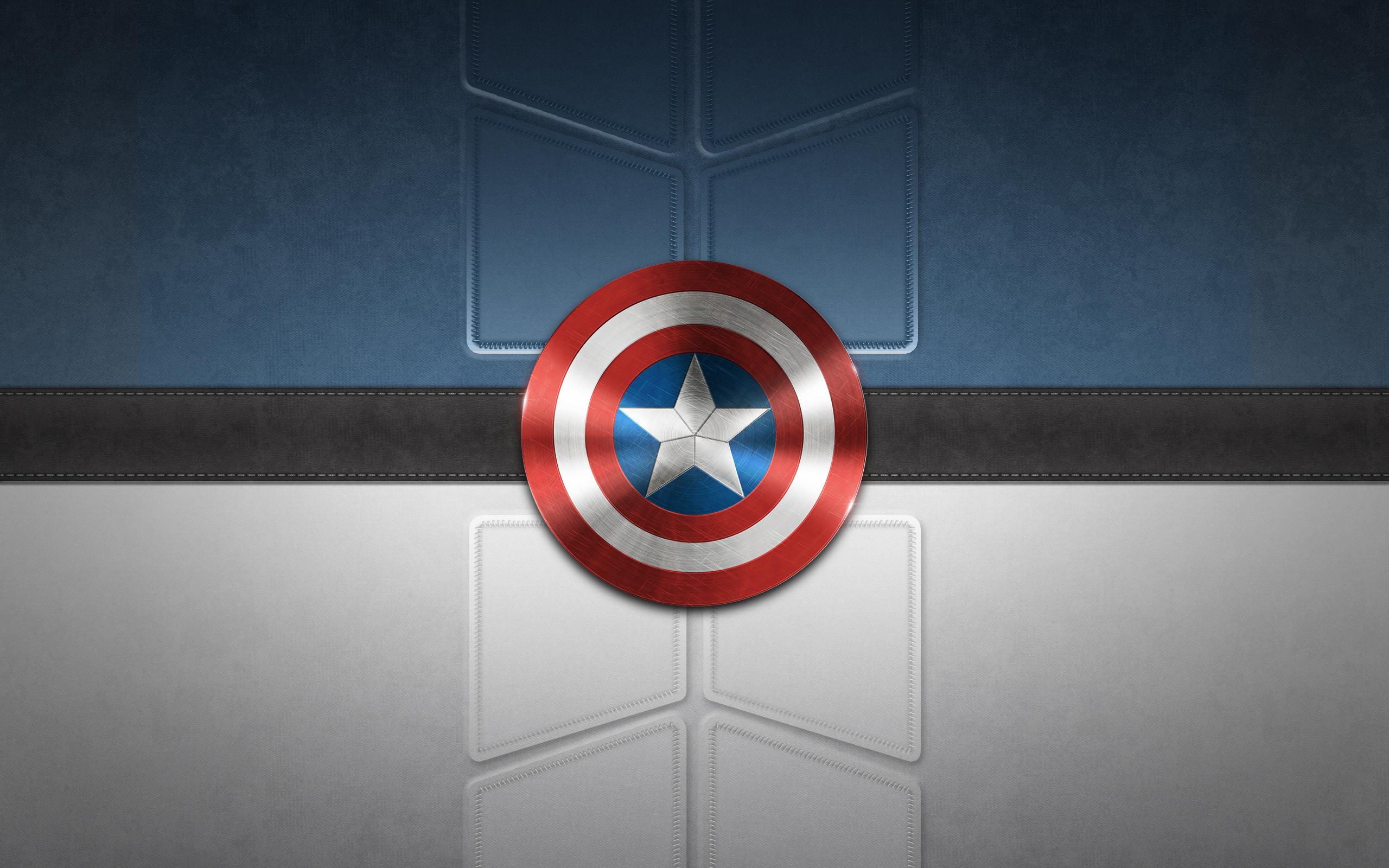 Free Download Funmozar Captain America Wallpapers 2560x1600