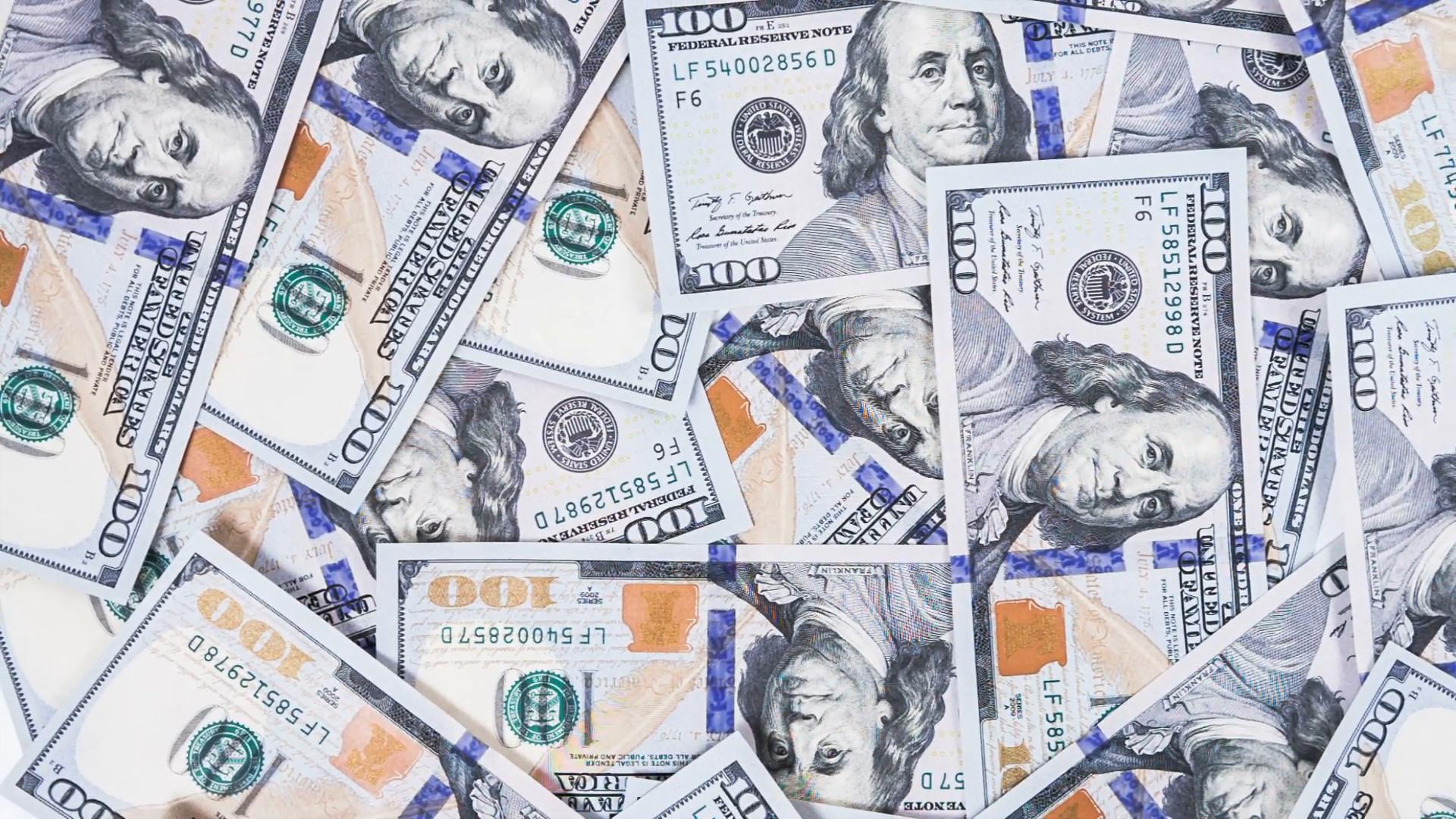 100 Dollar Bill Wallpaper 58 images 1920x1080