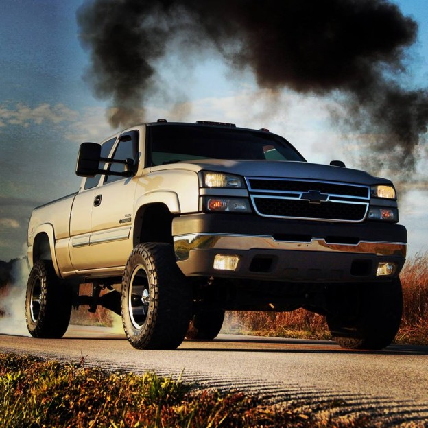 Free Download Duramax Rollin Coal Diesel Truck Gallery