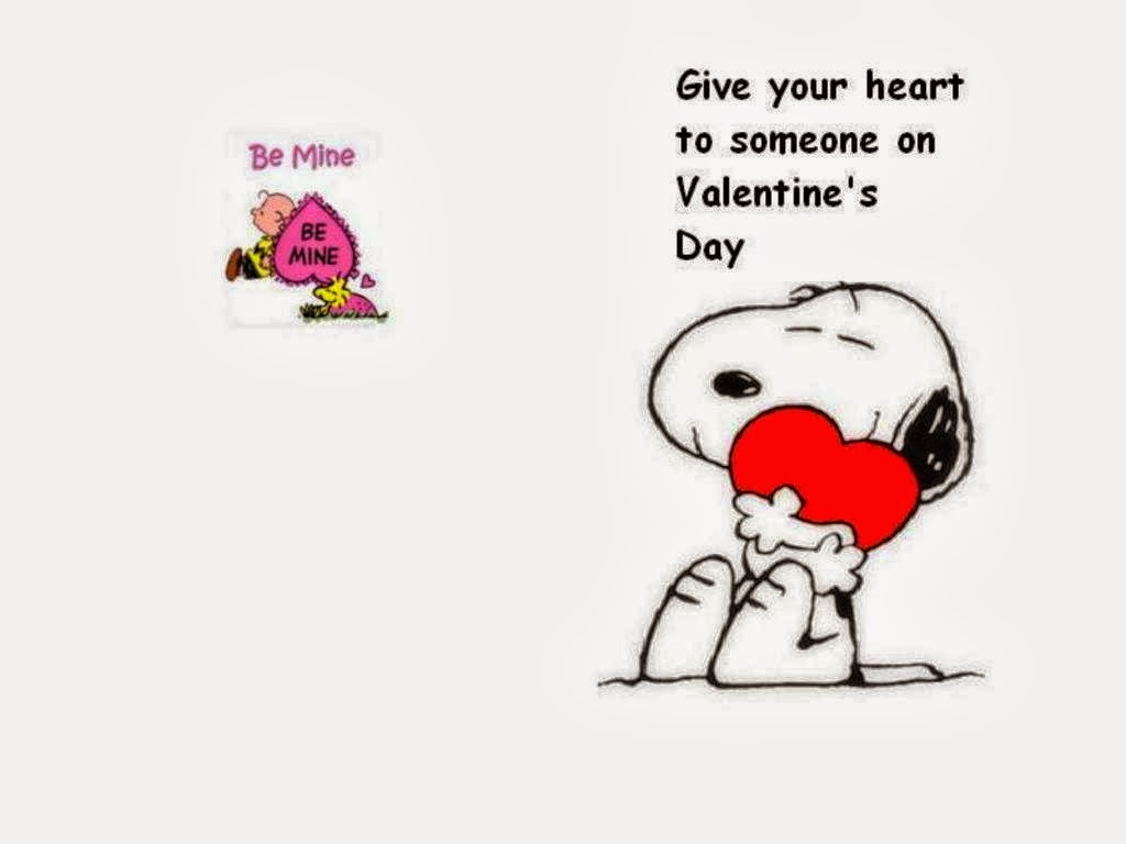 Snoopy Valentine Image 1024x768