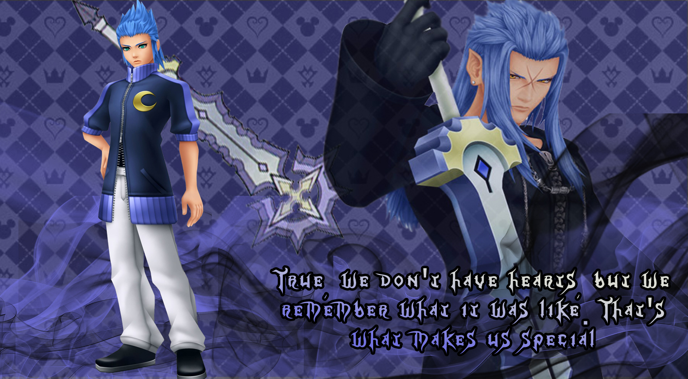 IsaSaix Wallpaper   Kingdom Hearts Photo 19321248 1416x780