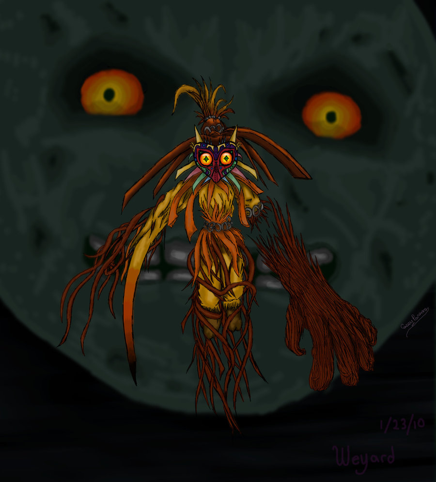 Skull Kid Game Wallpaper Mixed HD Game Wallpapers 900x995