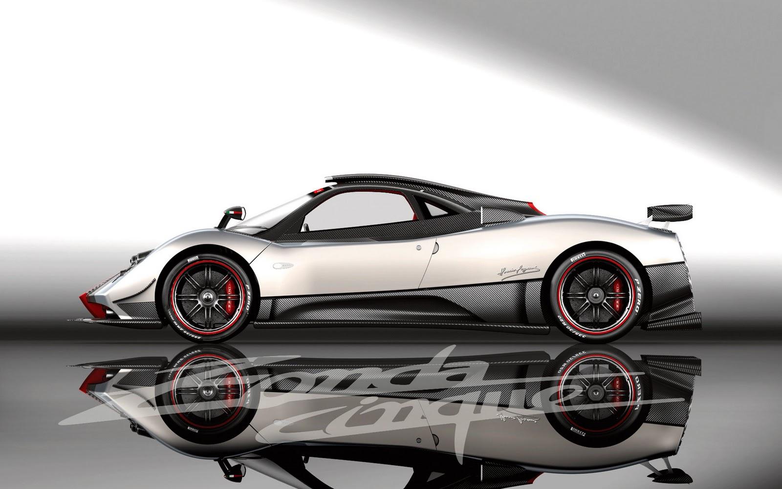Cars Original Design: Pagani Zonda Cinque HD Wallpapers