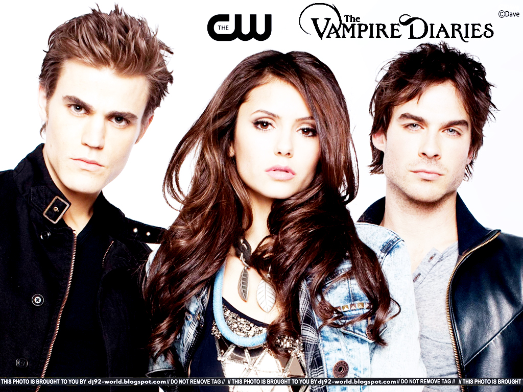 The Vampire Diaries CW originals created by DaVe   The Vampire 1024x768