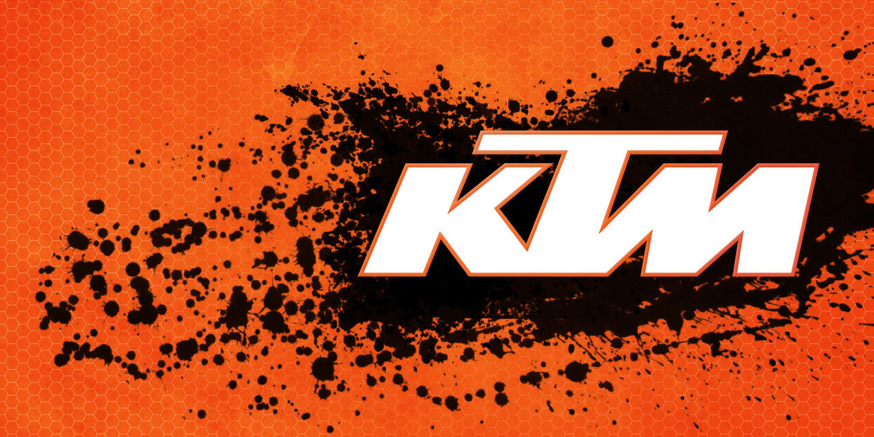 KTM Logo by limitless design 1264x632