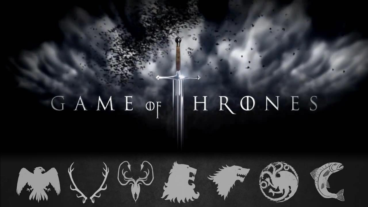 hd wallpapers new game of thrones winter is coming all houses symbols 1280x720