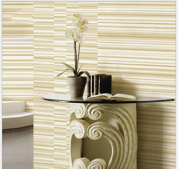 Online Get Cheap Horizontal Striped Wallpaper  Aliexpresscom 570x542