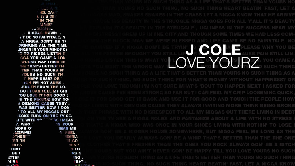 Cole Love Yourz HD Desktop Wallpaper by SyaOfKanada 1024x576