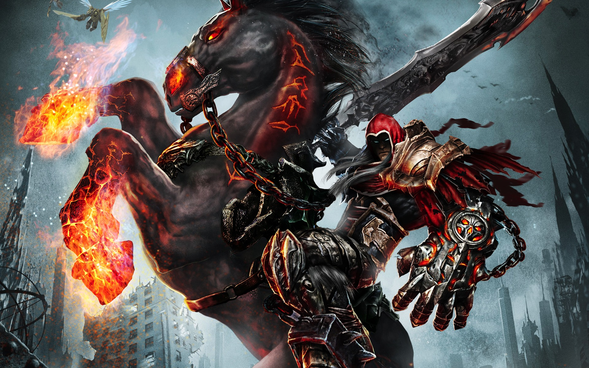 Darksiders wallpapers Darksiders stock photos 1920x1200