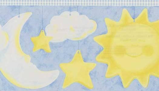 Sun Moon Stars Wallpaper - WallpaperSafari