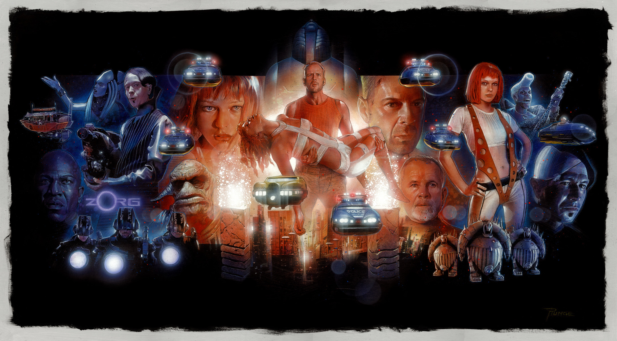 The Fifth Element Wallpaper 79 images 2160x1193