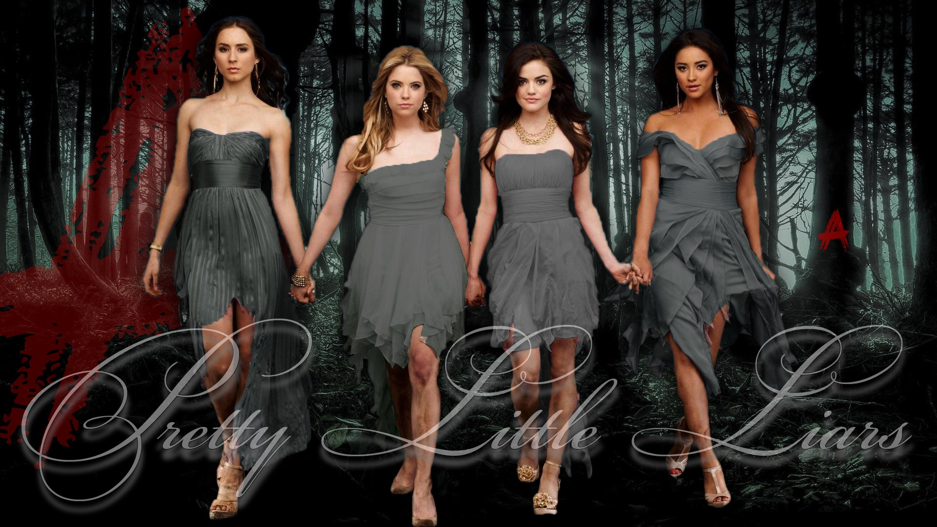 40 Exclusive Pretty Little Liars Wallpapers 1920x1080