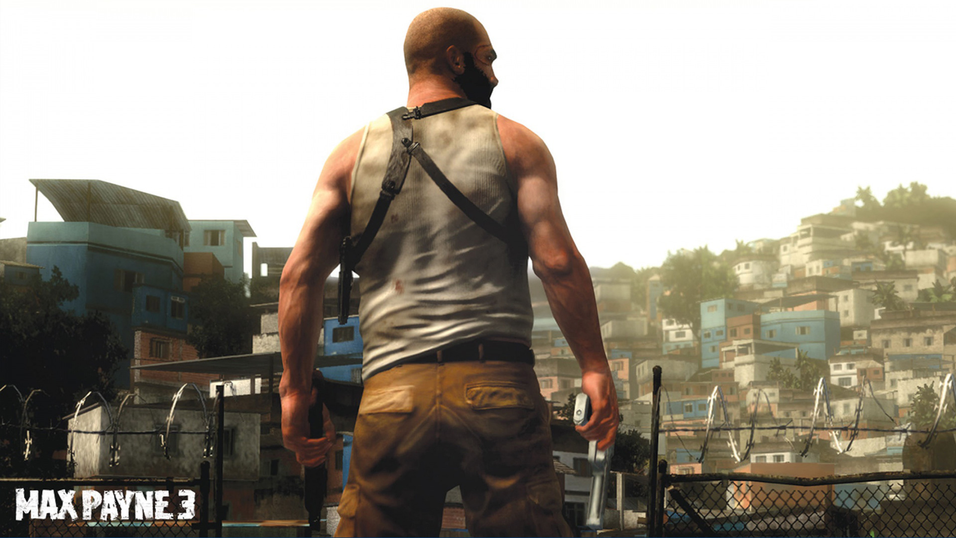 Free Download Max Payne 3 Wallpaper In 1920x1080 1920x1080 For