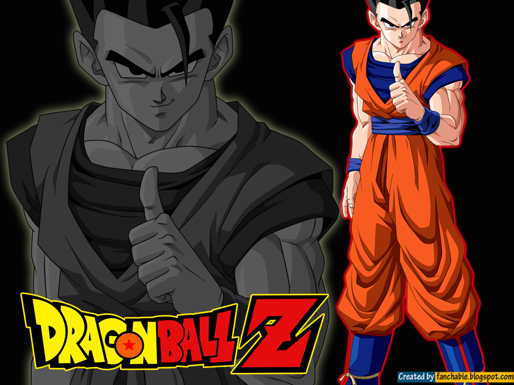 Dragon Ball z Son Gohan New Wallpapers HD Best Wallpaper 1024x768
