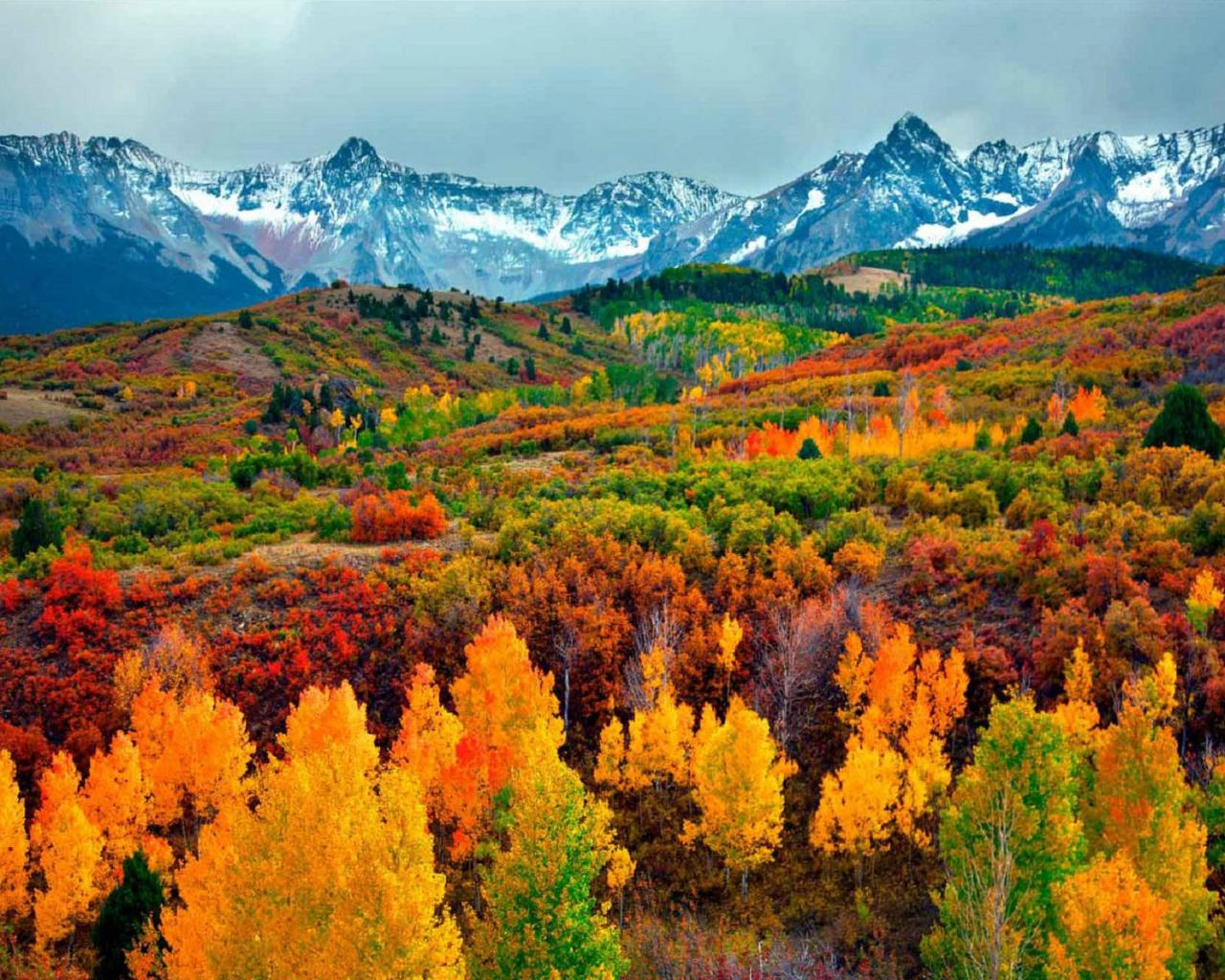 MOUNTAINS IN COLORADO WALLPAPER   125091   HD Wallpapers 1280x1024