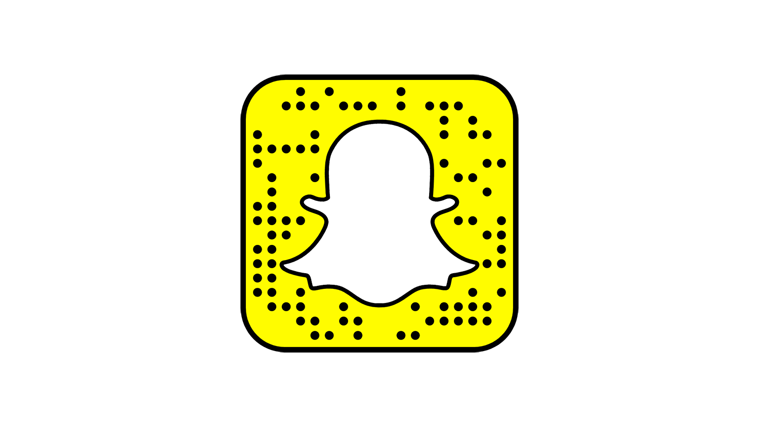 Snapchat Logo Transparent PNG 46449   Icons and PNG Backgrounds 1500x844