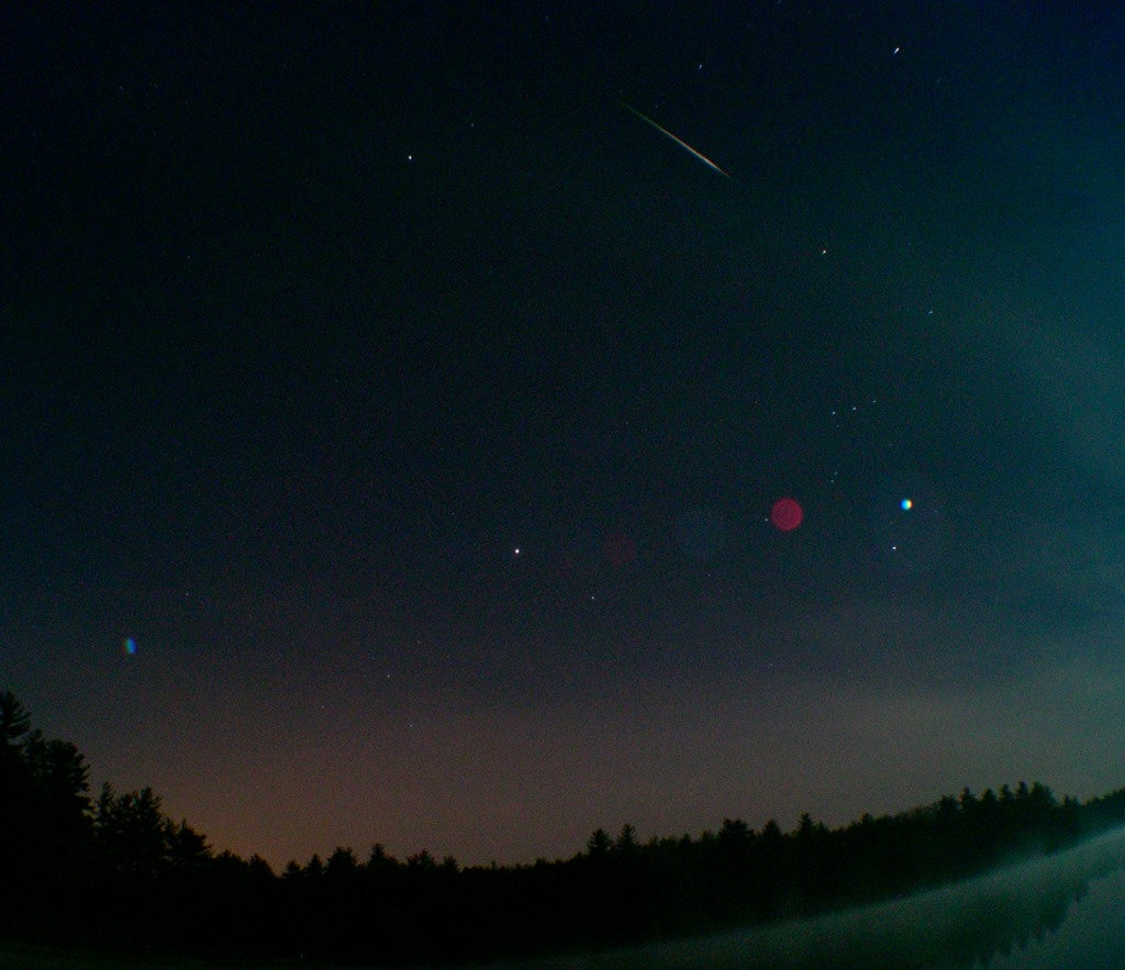 Free Download Meteor Shower Wallpapers Download Powerpoint E