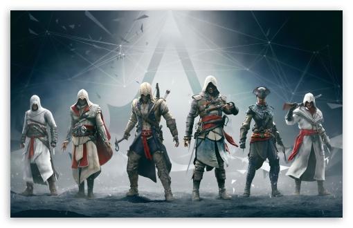 Assassins Creed HD desktop wallpaper Widescreen High Definition 510x330