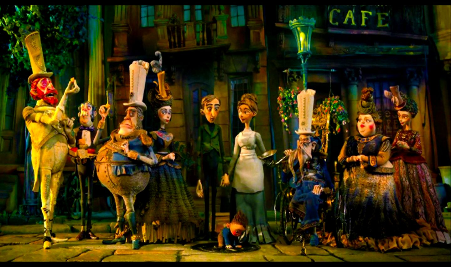 The Boxtrolls Poster Wallpapers Wallpapers Quality 1440x855