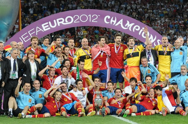 Spain National Football Team wallpapers Sports HQ Spain 656x435