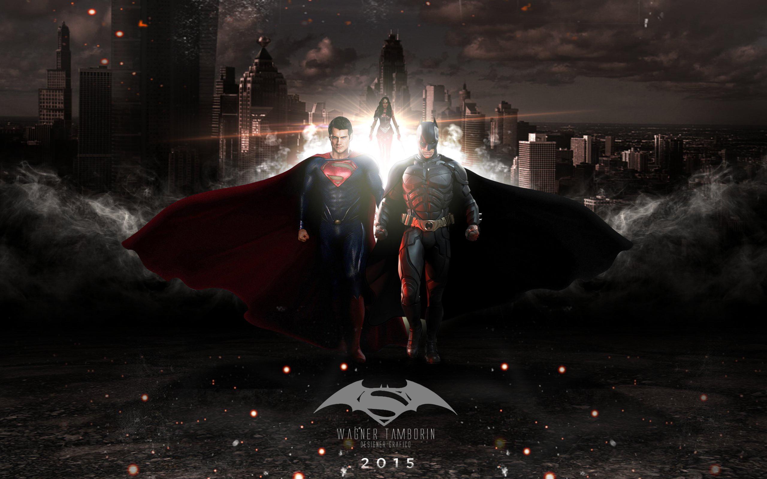 Batman v Superman Dawn of Justice 2016 Wallpapers HD Wallpapers 2560x1600