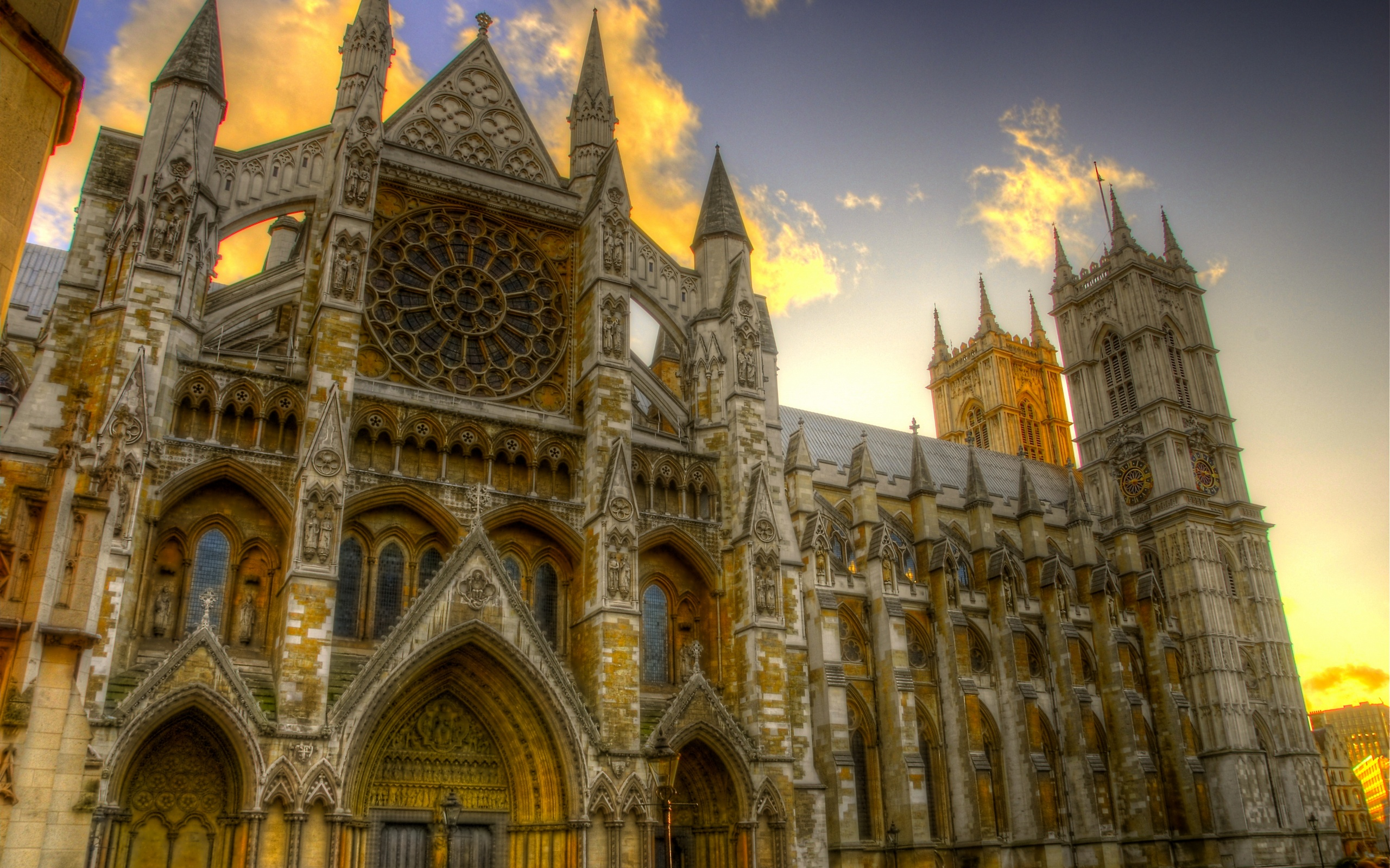 Westminster Abbey HD Wallpaper Background Image 2560x1600 ID 2560x1600